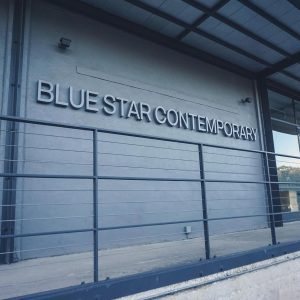 Blue Star gallery space