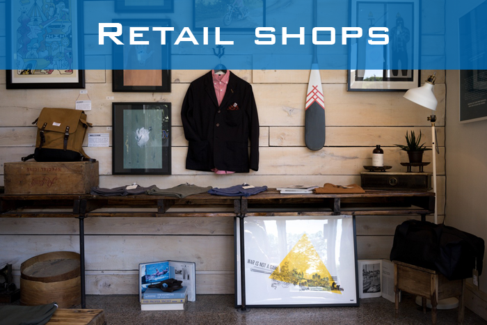 View all Retail Shops